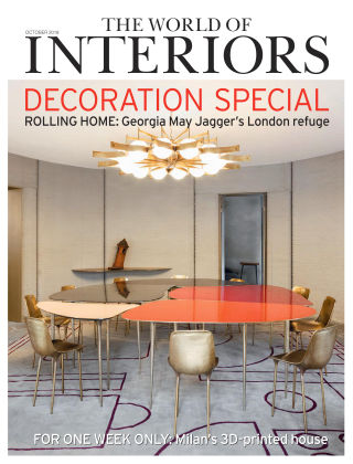 The World of Interiors Oct 2018