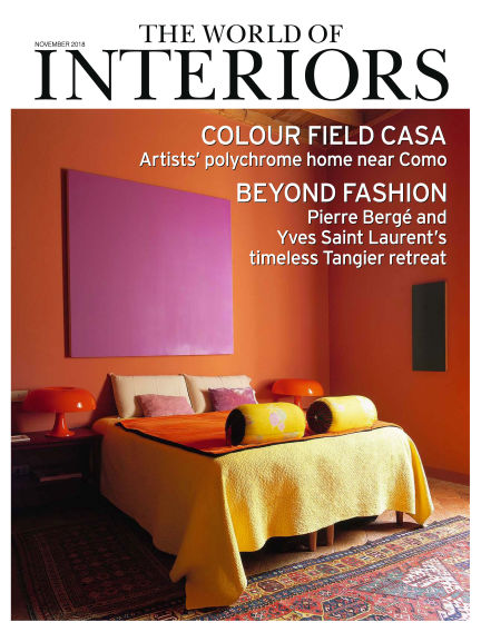 The World of Interiors October 11, 2018 00:00