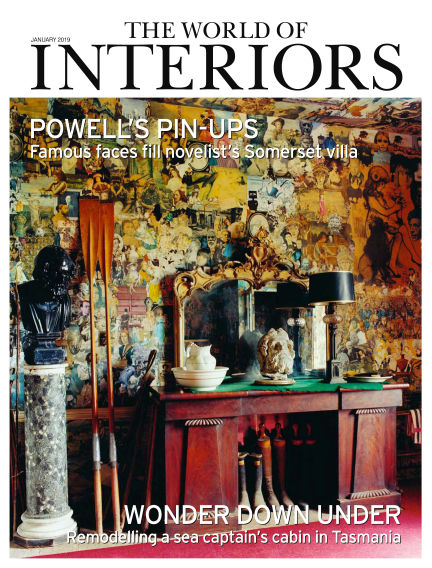 The World of Interiors December 06, 2018 00:00
