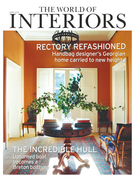 The World of Interiors March 07, 2019 00:00