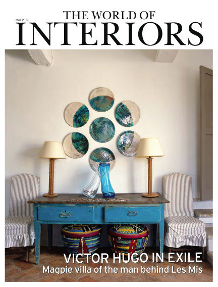 The World of Interiors April 04, 2019 00:00