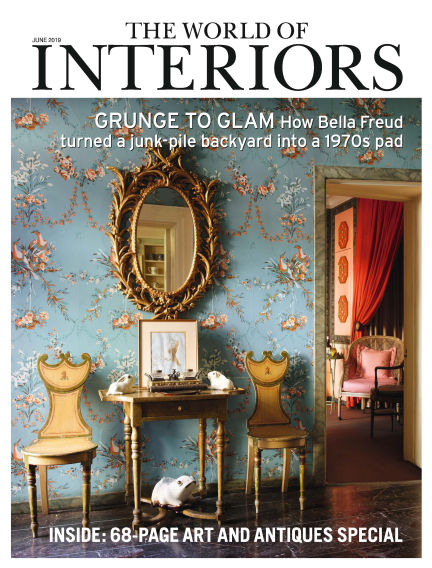 The World of Interiors May 09, 2019 00:00