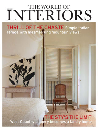 The World of Interiors Jul 2019