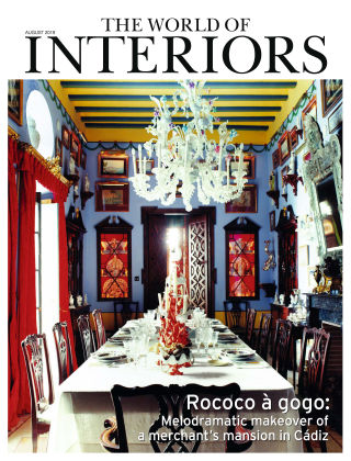 The World of Interiors Aug 2019