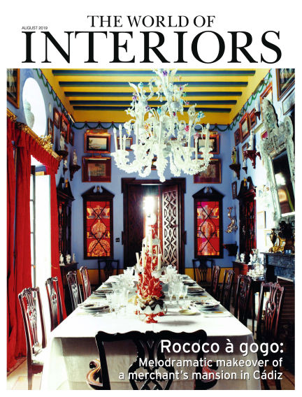 The World of Interiors July 04, 2019 00:00