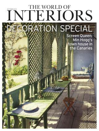 The World of Interiors Oct 2018