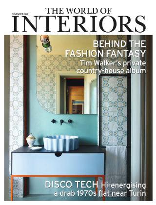The World of Interiors Nov 2019