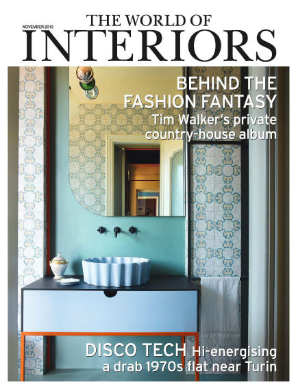 The World of Interiors October 10, 2019 00:00