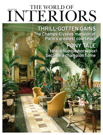 The World of Interiors December 05, 2019 00:00