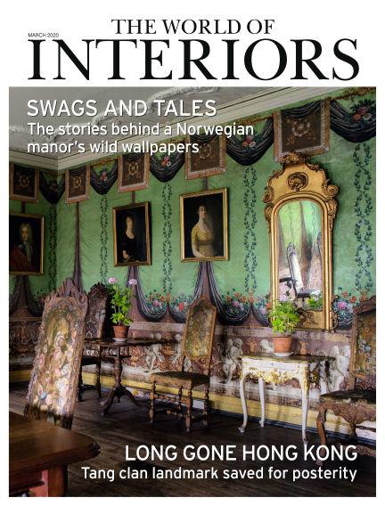 The World of Interiors January 30, 2020 00:00
