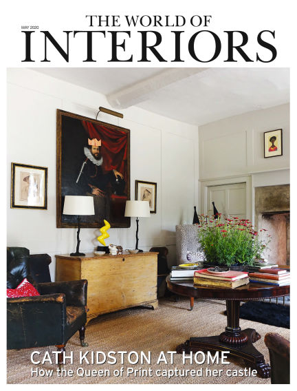 The World of Interiors April 02, 2020 00:00