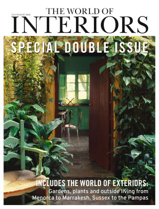 The World of Interiors July/August 2020