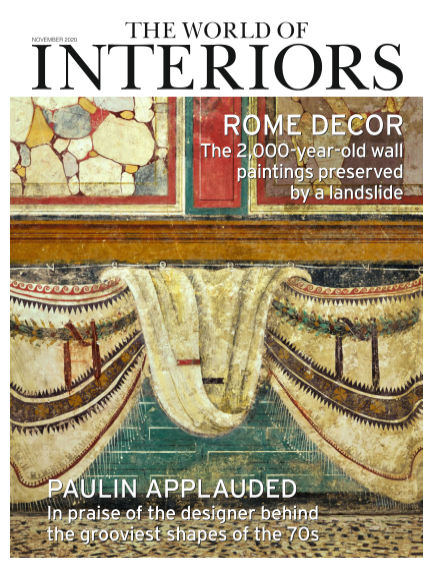 The World of Interiors October 08, 2020 00:00