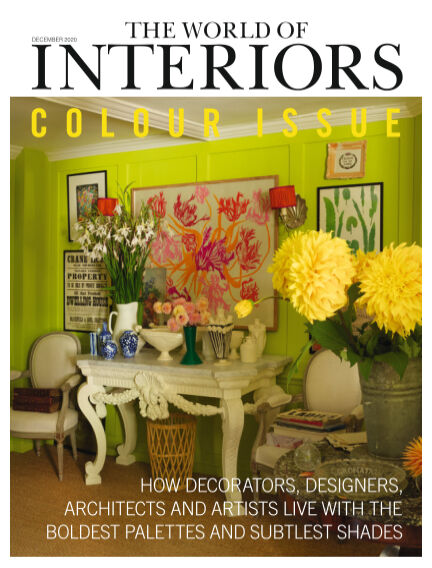 The World of Interiors November 05, 2020 00:00