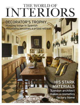 The World of Interiors Jan 21