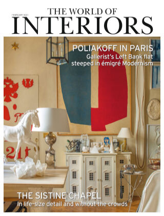 The World of Interiors February 2021