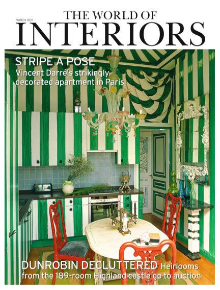 The World of Interiors February 01, 2021 00:00