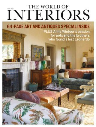 The World of Interiors June 2021