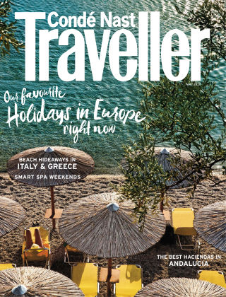 Conde Nast Traveller May 2017