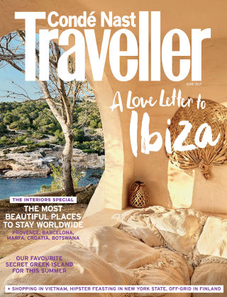 Conde Nast Traveller June 2017