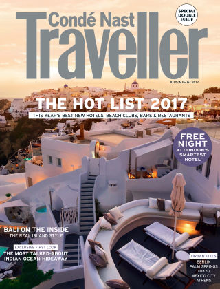 Conde Nast Traveller Jul-Aug 2017