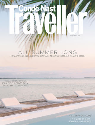 Conde Nast Traveller Sep 2017