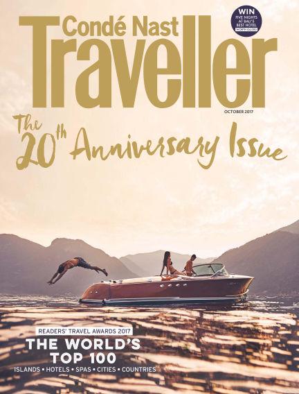 Conde Nast Traveller September 12, 2017 00:00