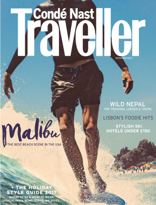 Conde Nast Traveller Nov 2017