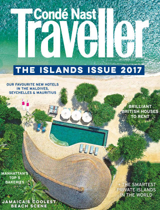 Conde Nast Traveller Dec 2017