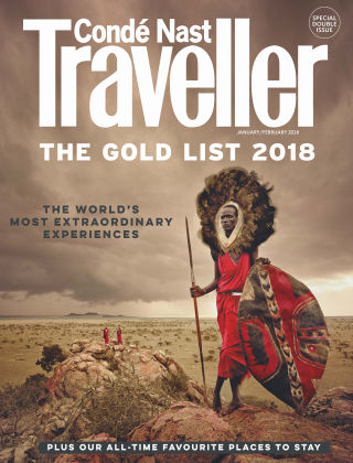 Conde Nast Traveller Jan-Feb 2018
