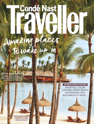 Conde Nast Traveller Mar 2018