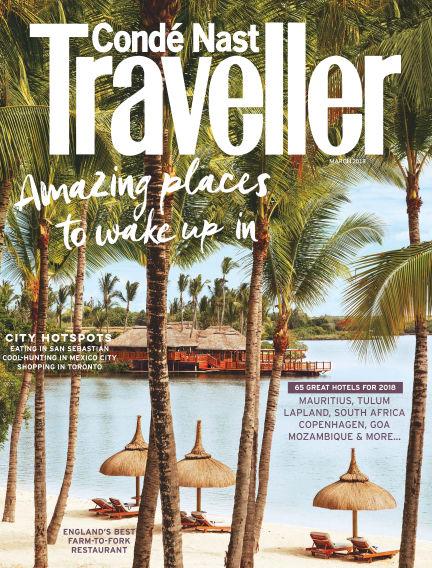Conde Nast Traveller February 07, 2018 00:00