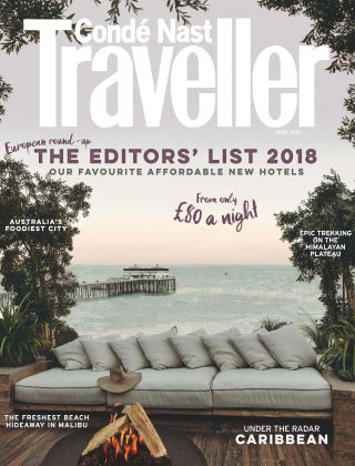 Conde Nast Traveller Apr 2018
