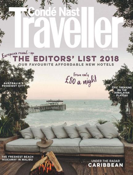 Conde Nast Traveller March 01, 2018 00:00