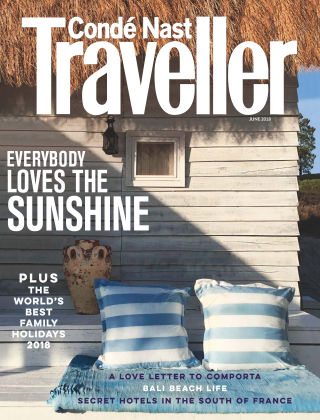 Conde Nast Traveller Jun 2018