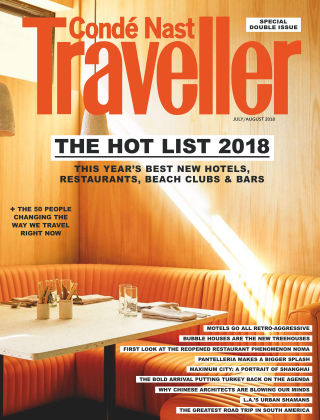 Conde Nast Traveller Jul-Aug 2018