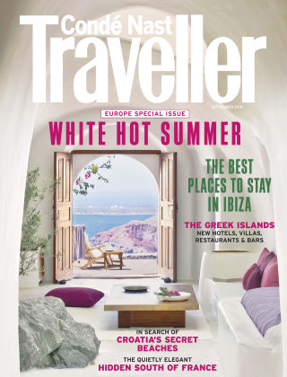Conde Nast Traveller Sep 2018