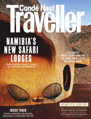 Conde Nast Traveller Nov 2018