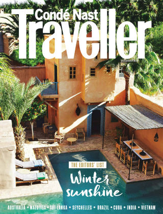 Conde Nast Traveller Dec 2018