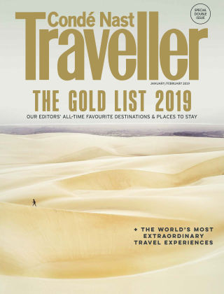 Conde Nast Traveller Jan-Feb 2019