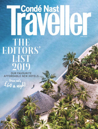 Conde Nast Traveller Apr 2019