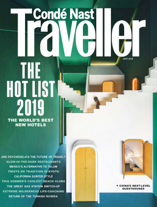 Conde Nast Traveller May 2019