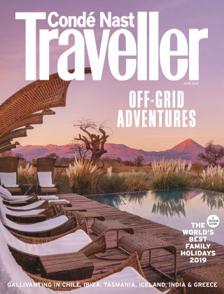 Conde Nast Traveller Jun 2019