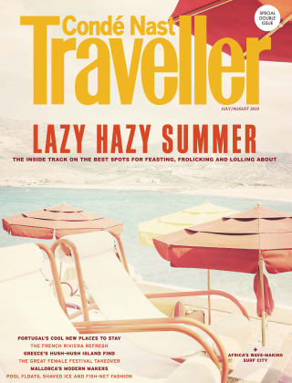 Conde Nast Traveller Jul-Aug 2019