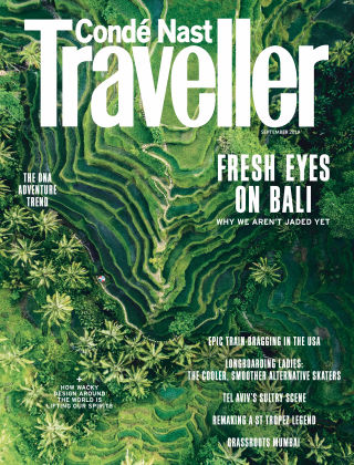 Conde Nast Traveller Sep 2019
