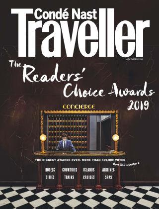 Conde Nast Traveller Nov 2019