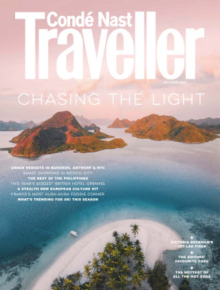Conde Nast Traveller Dec 2019