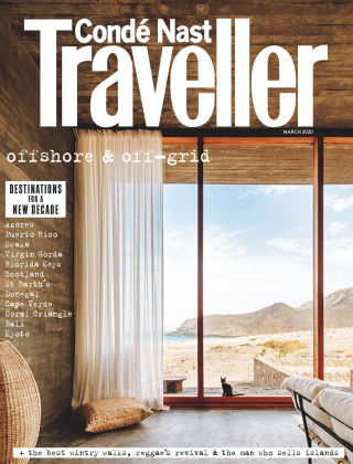 Conde Nast Traveller Mar 2020