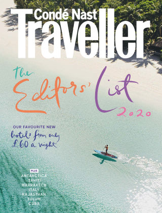 Conde Nast Traveller Apr 2020