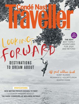 Conde Nast Traveller May 2020